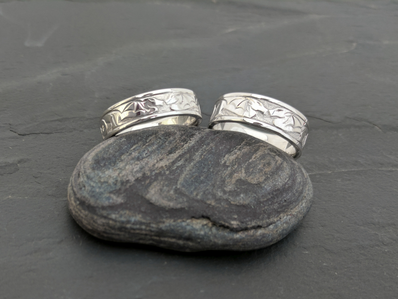 Picture of Silver Rings